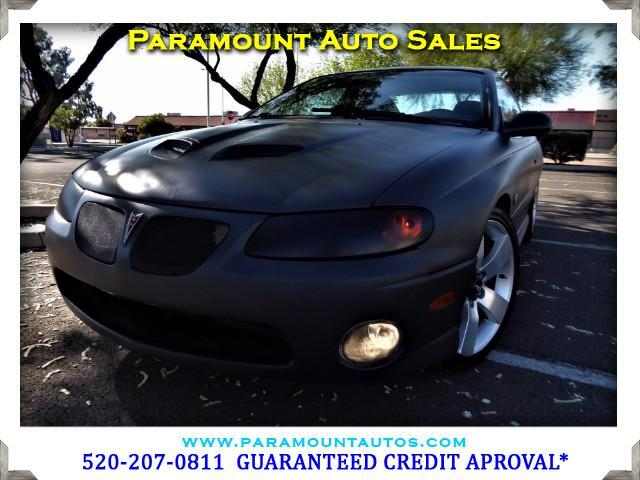 2005 Pontiac GTO FULLY OVERHAULED ENGINE OVERHAULED TRANSMISSION NEW CLUTCH NEW GASKETS CAR IN TOP