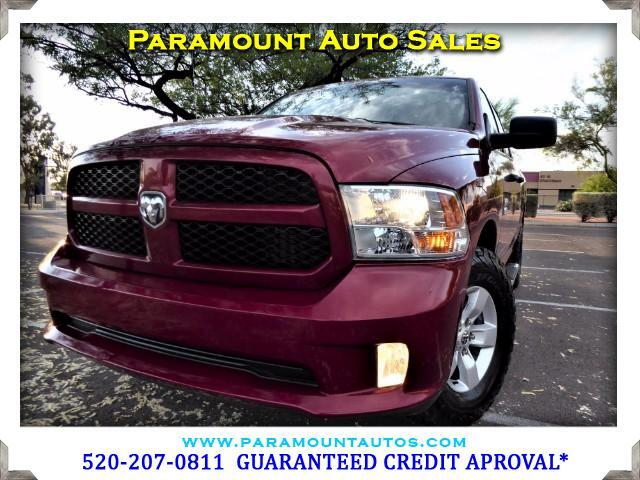 2013 RAM 1500 ONLY 40K MILES 1-OWNER DODGE RAM CREW CAB 4X4 HEMI ABSOLUTE BEAUTY-PRICED AGGRE