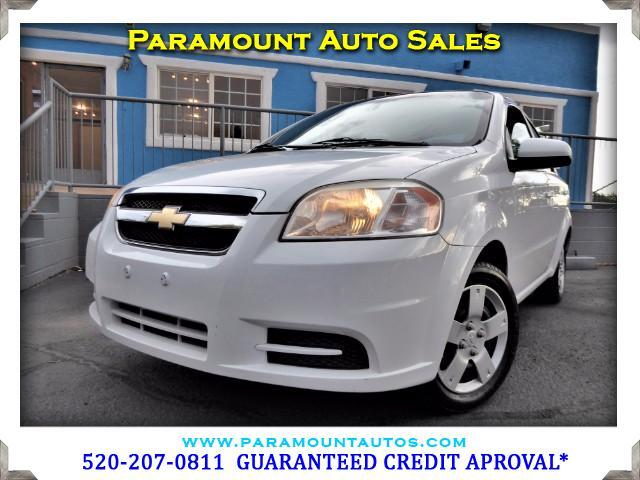 2011 Chevrolet Aveo GUARANTEED CREDIT APPROVAL CALL FOR DEATAILS  Visit Paramount Auto Sale