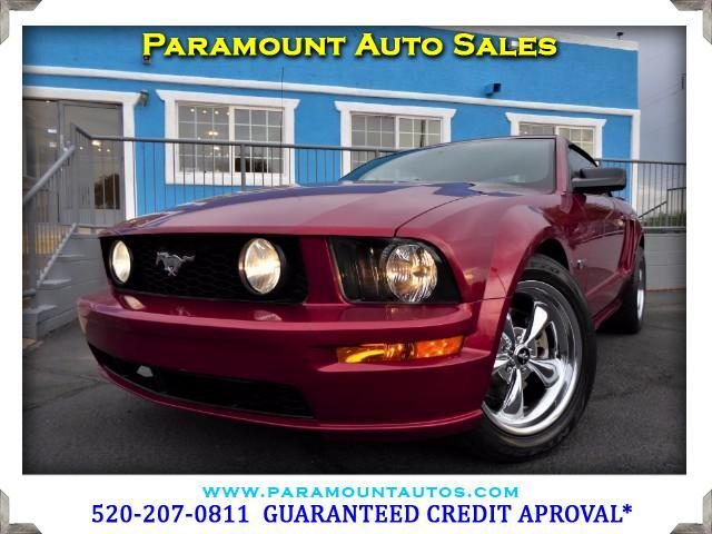 2006 Ford Mustang GT Premium Convertible