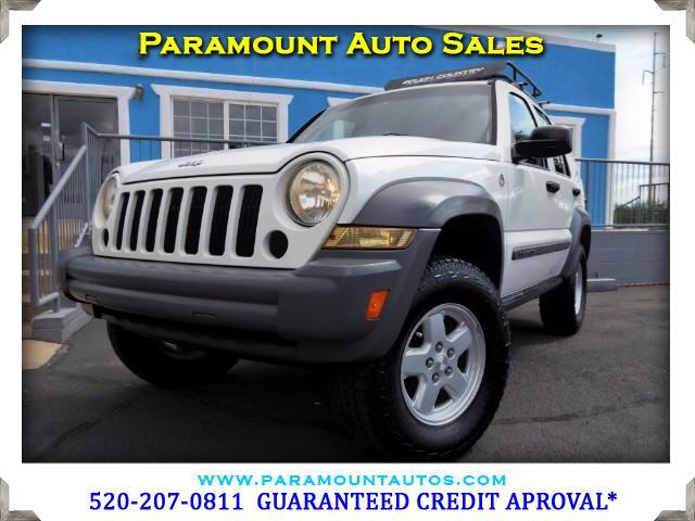 2005 Jeep Liberty THIS JEEP LIBERTY IS AS NICE AS THEY COME MUST SEE IN PERSON AND DRIVE-NEW A