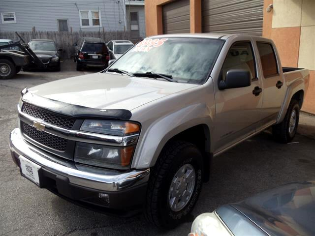2005 Chevrolet Colorado LS CREW CAB 4X4