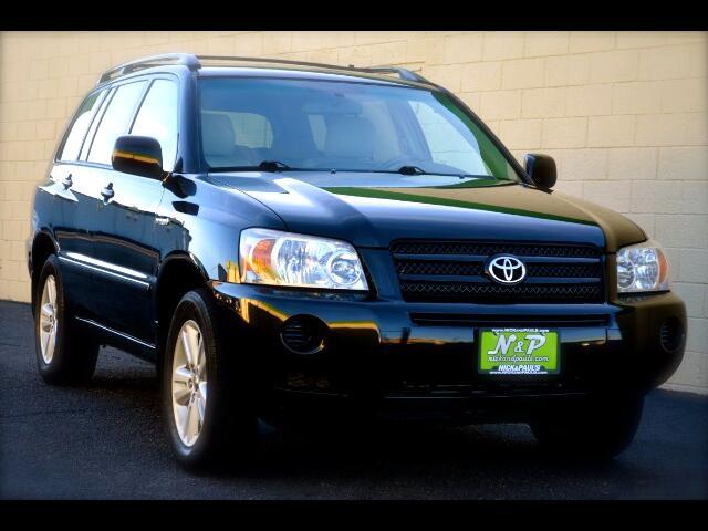 2006 Toyota Highlander Hybrid 2WD