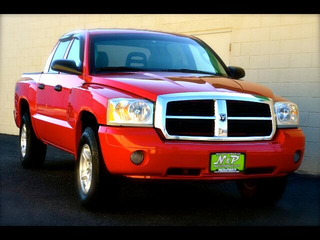 2006 Dodge Dakota SLT Quad Cab 4X4