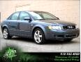 2004 Audi A4 All Wheel Drive Turbo Leather Sunroof Wheels