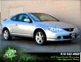 2004 Acura RSX Coupe One Owner Sporty Wheels Spoiler