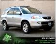 2002 Acura MDX Touring with Navigation 4X4 3rd Row LOADED Leather