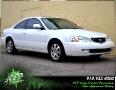2001 Acura CL 3.2CL 1 OWNER LOW MILES Super Clean