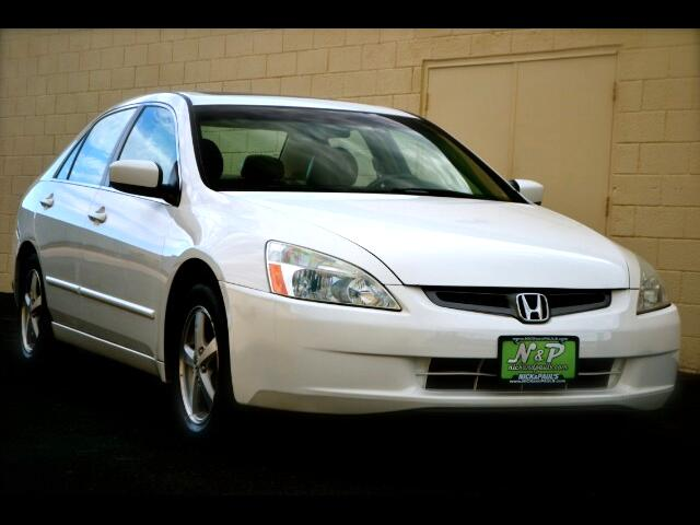 2005 Honda Accord EX-L Sedan