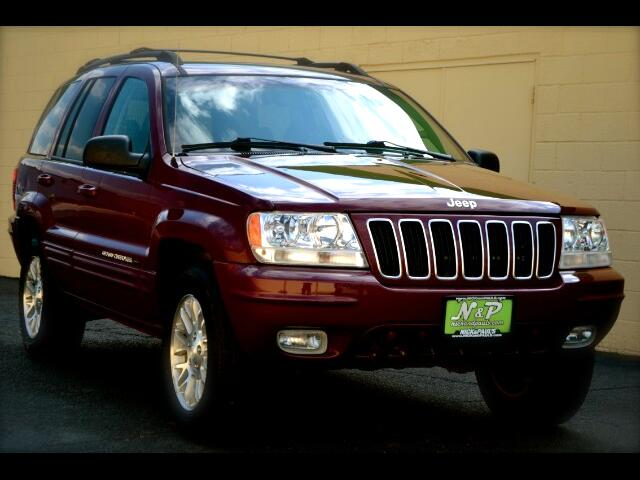 2003 Jeep Grand Cherokee Limited V8 2WD