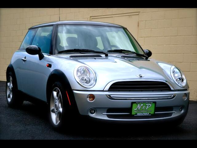 2005 MINI Cooper Premium Package