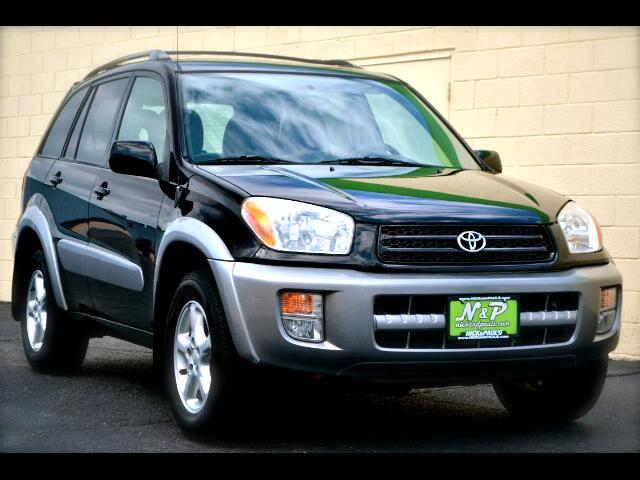 2001 Toyota RAV4 4WD L Package