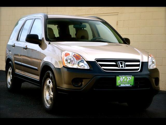 2006 Honda CR-V LX 2WD