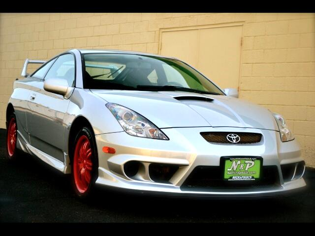 2004 Toyota Celica GT Action Package