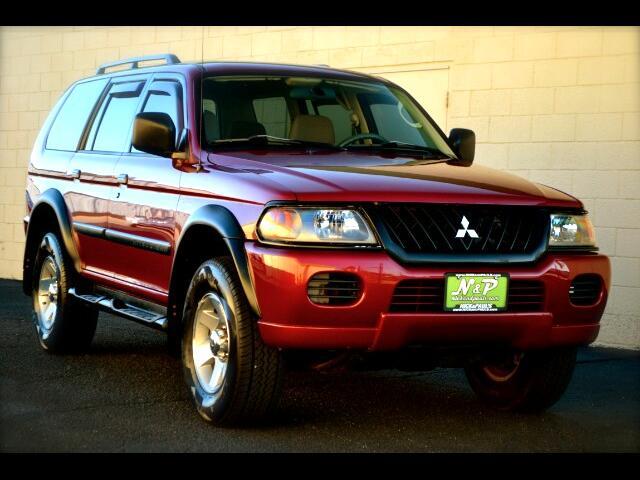 2002 Mitsubishi Montero Sport LS 2WD