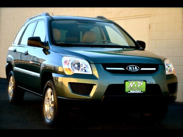 2009 Kia Sportage LX 2WD