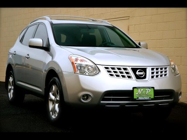 2008 Nissan Rogue SL 2WD