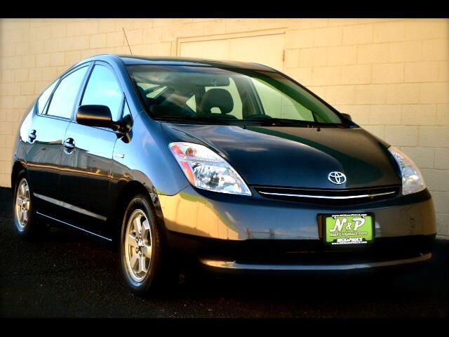 2007 Toyota Prius Liftback