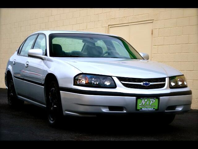 2003 Chevrolet Impala Sedan