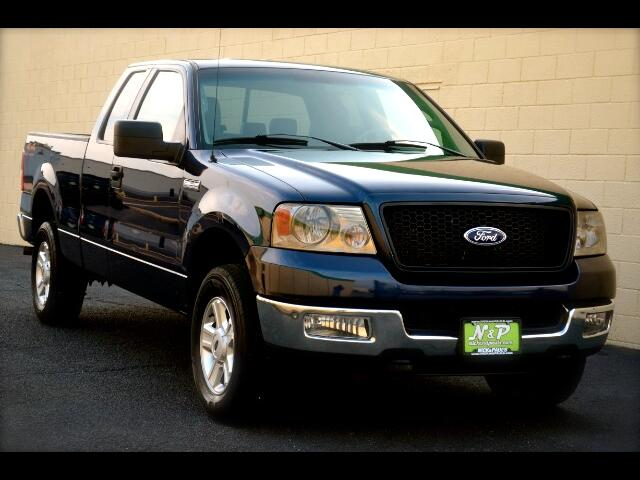 2004 Ford F-150 XLT SuperCab 4X4 Off Road