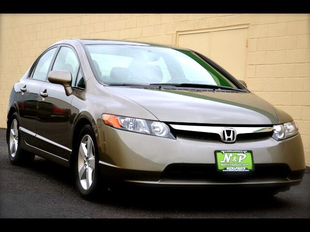 2007 Honda Civic EX Sedan Navigation