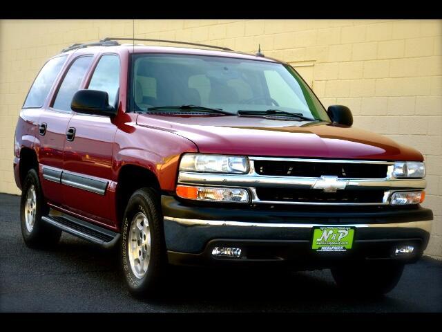 2005 Chevrolet Tahoe LS 2WD