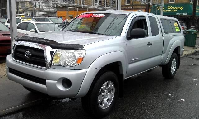 2005 Toyota Tacoma Access 128' Manual 4WD