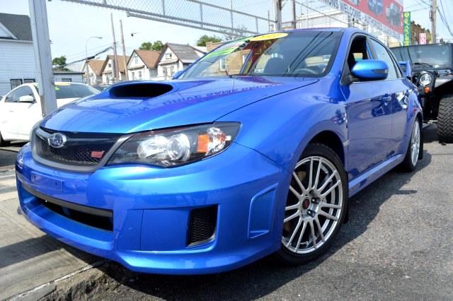 2011 Subaru Impreza WRX 4dr Man WRX STI Limited w/Navi