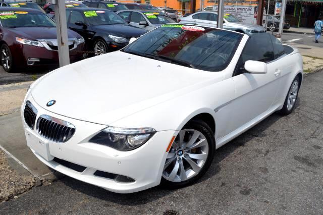2008 BMW 6-Series 650i Convertible