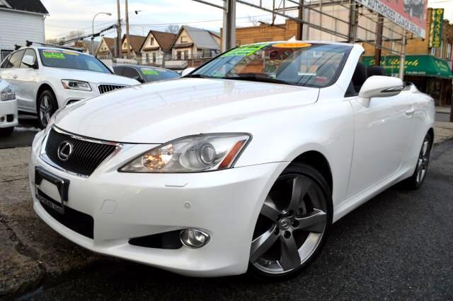 2010 Lexus IS C IS 250C
