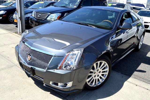 2013 Cadillac CTS Premium AWD w/ Navi
