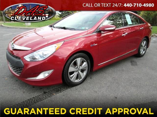 2011 Hyundai Sonata Hybrid Limited w/Ultimate Package