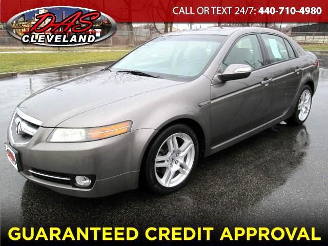 2007 Acura TL 3.2TL with Navigation System