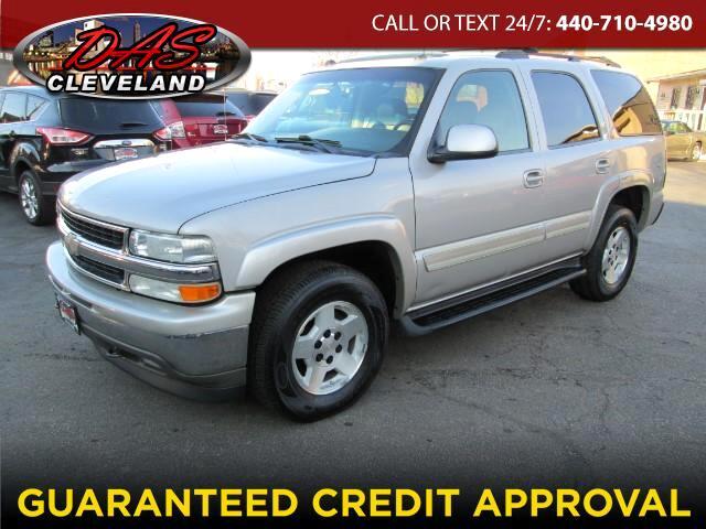 2005 Chevrolet Tahoe 4WD 4dr LT