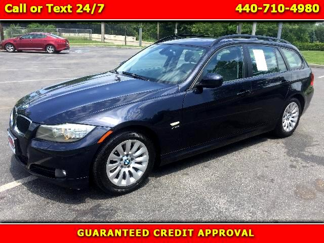 2009 BMW 3-Series Sport Wagon 328i xDrive