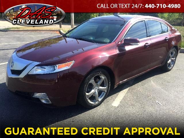 2011 Acura TL 6-Speed AT SH-AWD