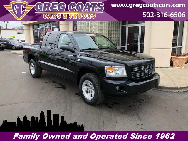 2011 Dodge Dakota SXT 4WD