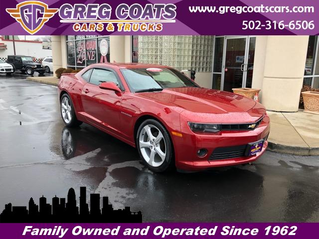2015 Chevrolet Camaro RS Coupe