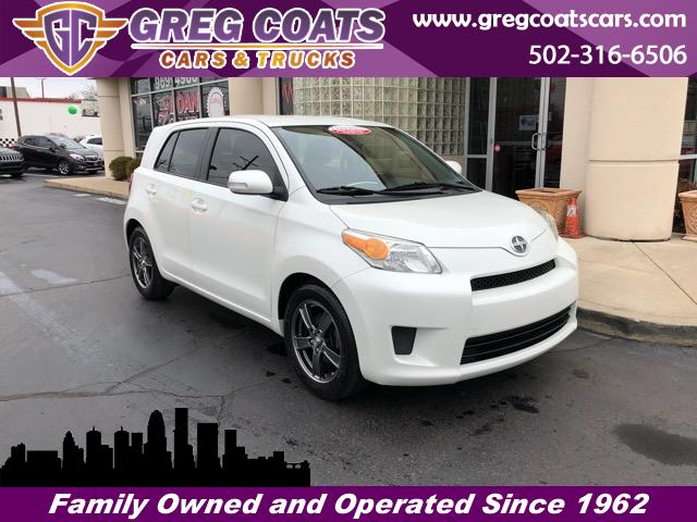 2012 Scion xD 5-Door Hatchback 4-Spd AT