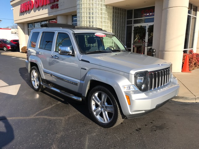 2011 Jeep Liberty Jet 4WD