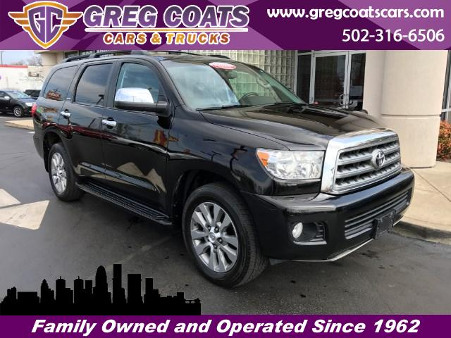 2015 Toyota Sequoia Limited 4WD FFV