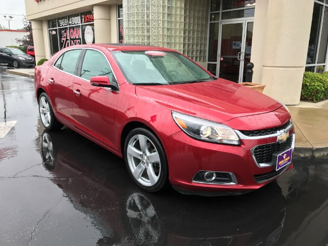 2014 Chevrolet Malibu TURBO LTZ