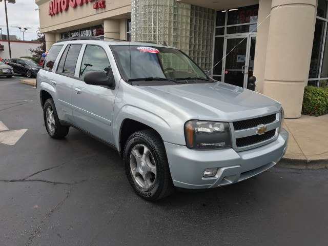 2008 Chevrolet TrailBlazer LT 4x4