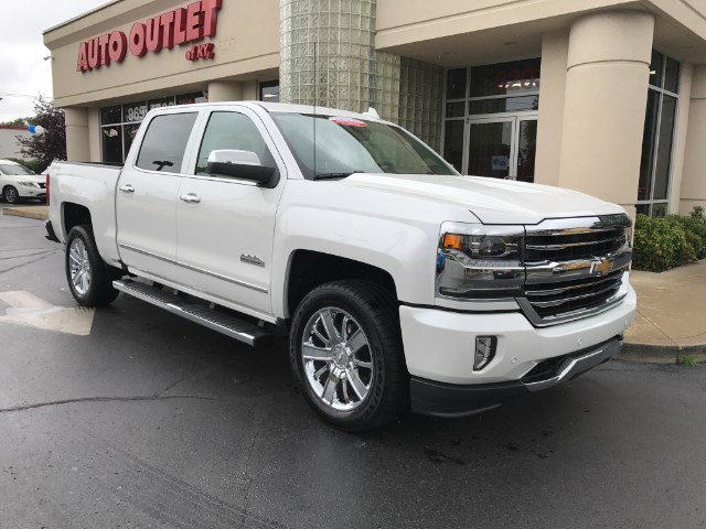 2016 Chevrolet Silverado 1500 HIGH COUNTRY 4X4