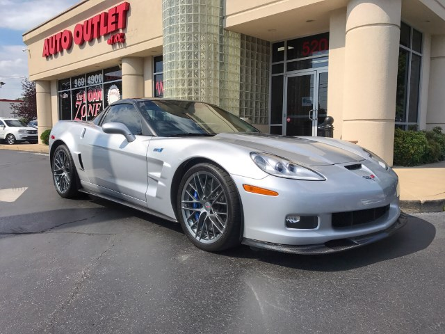 2010 Chevrolet Corvette ZR1 Custom 3ZR