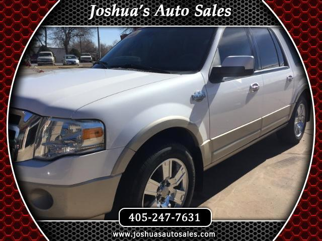 2010 Ford Expedition EL KING RANCH 4WD