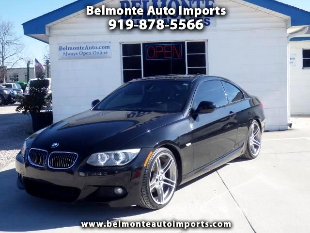 2013 BMW 3-Series 328i M Sport Coupe