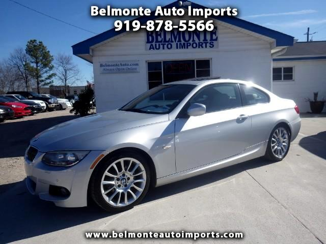 2012 BMW 3-Series 328i M Sport Coupe