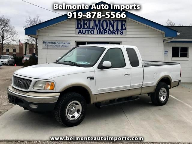 1999 Ford F-150 XLT SuperCab Long Bed 4WD