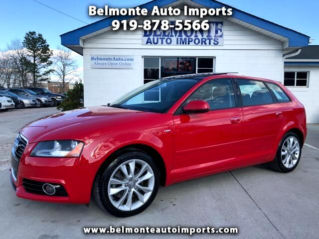 2012 Audi A3 2.0T quattro with S tronic